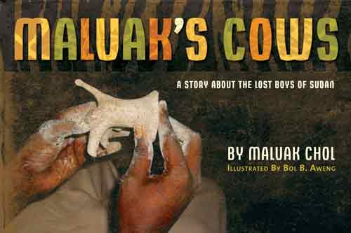 Maluaks Cows - front cover